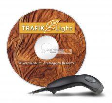 Trafik ULTRA LIGHT készletnyílvántartó szoftver + vonalkódolvasó
