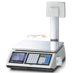 CAS CT100 hőnyomtatós digitális árszorzós mérleg
