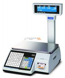 CAS CL-5200P rendszermérleg