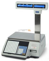 CAS CL5000J rendszermérleg